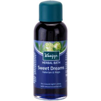 Kneipp Bath олио за вана за спокоен сън