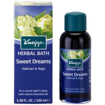 Kneipp Bath olej do koupele pro klidný spánek 1
