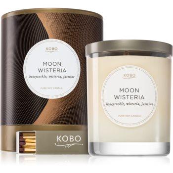KOBO Filament Moon Wisteria lumânare parfumată