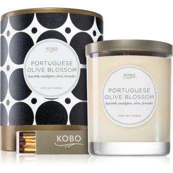 KOBO Coterie Portuguese Olive Blossom lumânare parfumată