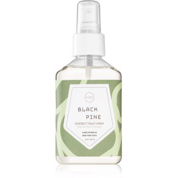 KOBO Pastiche Black Pine spray de toaletă împotriva mirosului