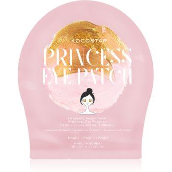 KOCOSTAR Princess Eye Patch masca hidrogel pentru ochi pentru un aspect intinerit imagine produs