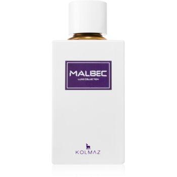 Kolmaz Luxe Collection Malbec Eau de Parfum pentru bărbați
