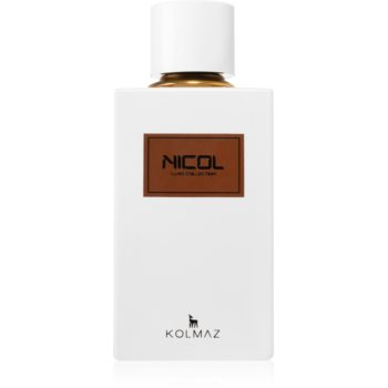 Kolmaz Luxe Collection Nicol Eau de Parfum pentru femei