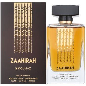 Kolmaz Zaahirah eau de parfum pentru barbati