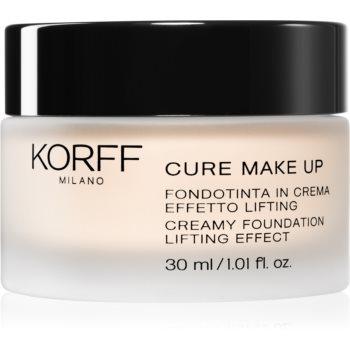 Korff Cure Makeup make-up crema cu efect lifting poza noua