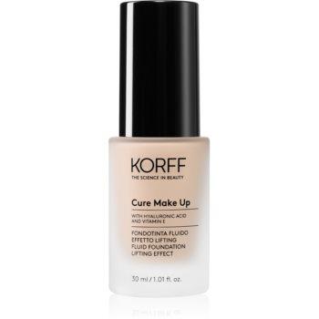 Korff Cure Makeup fond de ten lichid cu efect lifting