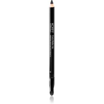 Korff Cure Makeup creion de ochi cu trasare precisă