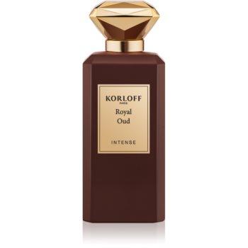 Korloff Korloff Private Royal Oud Intense eau de parfum pentru barbati 88 ml