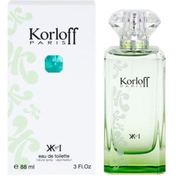 Korloff Paris тоалетна вода за жени