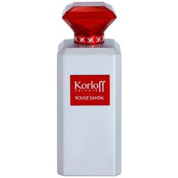 Korloff Korloff Private Rouge Santal тоалетна вода унисекс 3