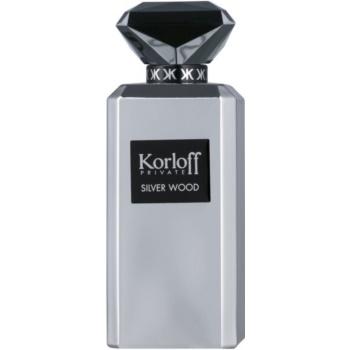 Korloff Korloff Private Silver Wood eau de parfum pentru barbati 88 ml