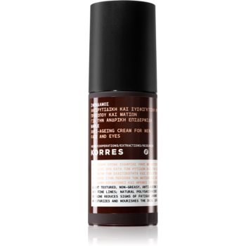 Korres Maple crema antirid pentru barbati