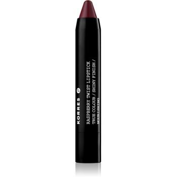 Korres Rapsberry creion de buze cu ulei de zmeură