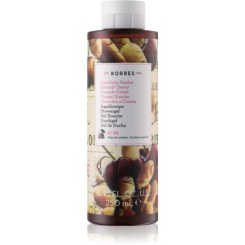 Korres Almond Cherry gel de dus