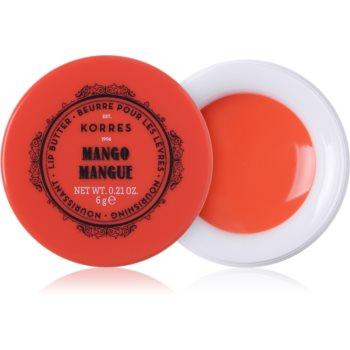 Korres Mango Unt de ingrijire a buzelor poza noua