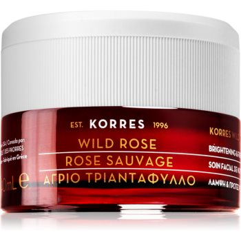 Korres Wild Rose Tratament regenerator pe timpul nopții