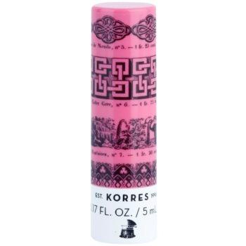 Korres Decorative Care Mandarin тонуючий бальзам для губ SPF 15