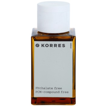Korres Mountain Pepper (Bergamot/Coriander) Eau de Toilette für Herren 3