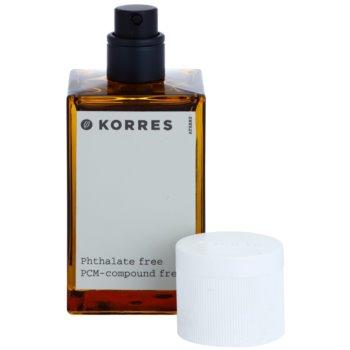 Korres Mountain Pepper (Bergamot/Coriander) Eau de Toilette für Herren 4