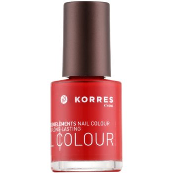 Korres Decorative Care Nails lac de unghii