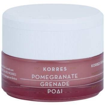 Korres Face Pomegranate crema-gel pentru reducerea sebumului cu efect hidratant pentru ten mixt si gras