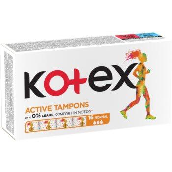 Kotex Active Normal tampoane imagine produs