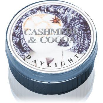 Kringle Candle Cashmere & Cocoa lumânare