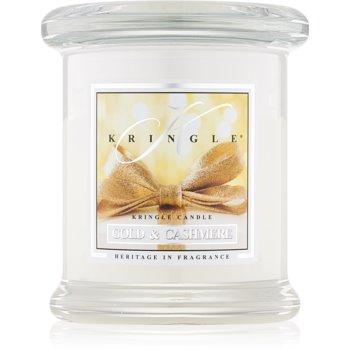 Kringle Candle Gold & Cashmere lumanari parfumate 127 g