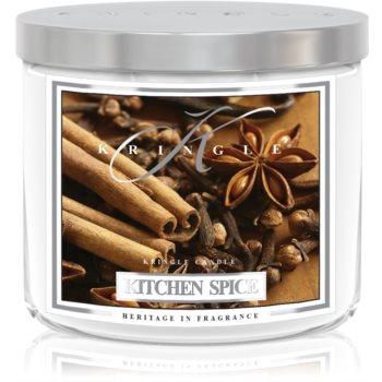 Kringle Candle Kitchen Spice lumanari parfumate 411 g I.