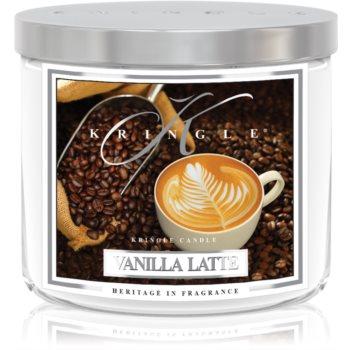 Kringle Candle Vanilla Latte lumanari parfumate 411 g I.