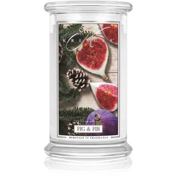 Kringle Candle Fig & Fir lumanari parfumate 624 g