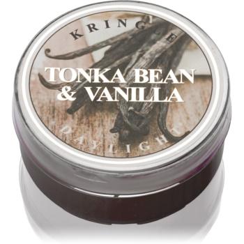 Kringle Candle Tonka Bean & Vanilla lumânare 42 g