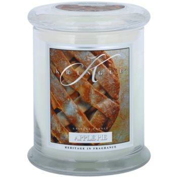 Kringle Candle Apple Pie vonná sviečka  stredná