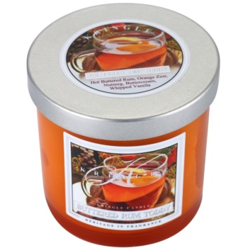 Kringle Candle Buttered Rum Toddy Scented Candle  mini