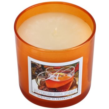 Kringle Candle Buttered Rum Toddy Scented Candle  mini 1