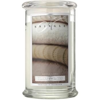 Kringle Candle Comfy Sweater vonná svíčka