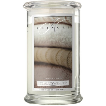 Kringle Candle Comfy Sweater ароматна свещ