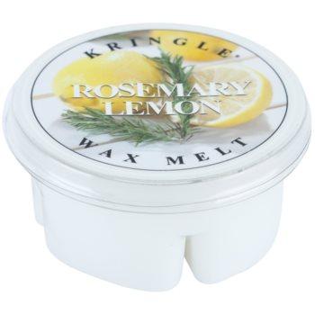 Kringle Candle Rosemary Lemon vosk do aromalampy