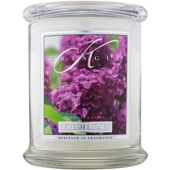 Kringle Candle Fresh Lilac lumanari parfumate 411 g
