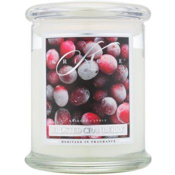 Kringle Candle Frosted Cranberry lumanari parfumate 411 g