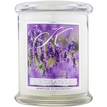 Kringle Candle French Lavender lumanari parfumate 411 g