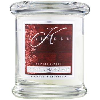 Kringle Candle Frosted Mahogany lumanari parfumate 127 g