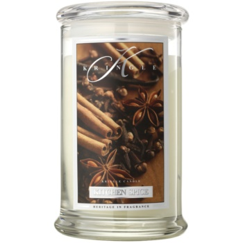 Image of Kringle Candle Kitchen Spice Scented Candle 624 g
