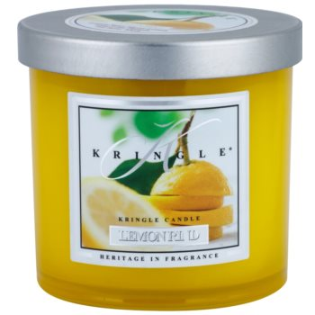 Kringle Candle Lemon Rind vela perfumado