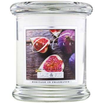 Kringle Candle Oak & Fig lumânare parfumată