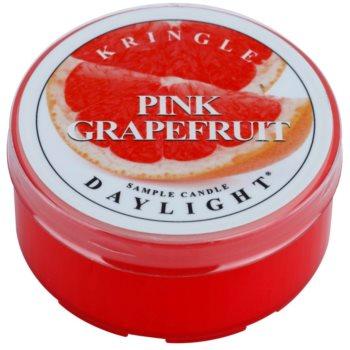 Kringle Candle Pink Grapefruit čajová svíčka