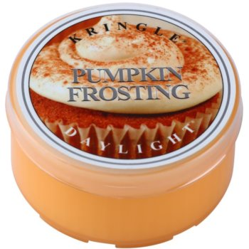 Kringle Candle Pumpkin Frosting vela do chá