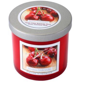 Kringle Candle Royal Cherries Duftkerze   kleine