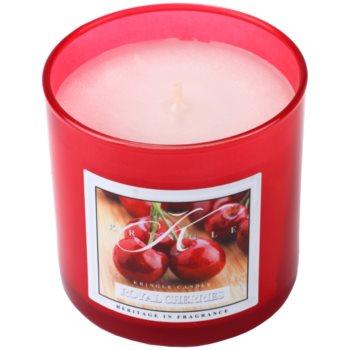 Kringle Candle Royal Cherries ароматна свещ   малка 1